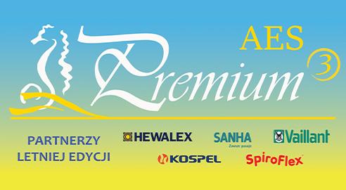 AES Premium – kolejna edycja ruszyła !