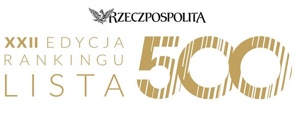 """Grupa SBS znów awansuje na Liście 500 """"Rzeczpospolitej"""""""