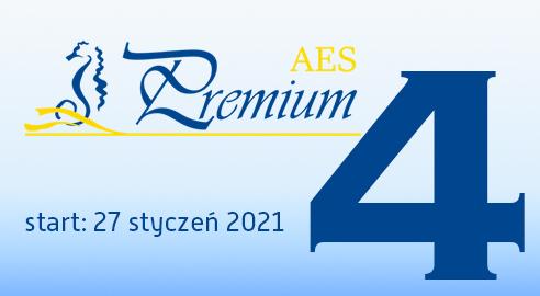 AES Premium 4 czas start!