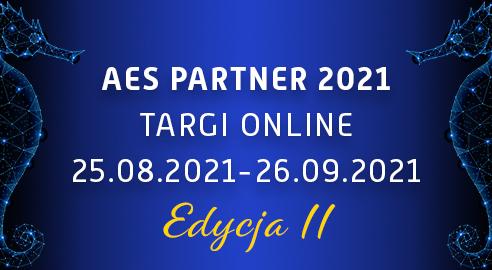AES Partner 2021 Targi Online – edycja II